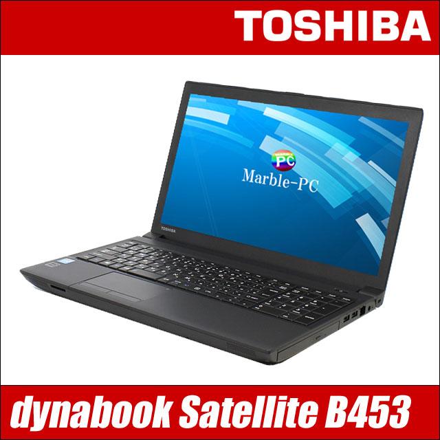 TOSHIBA dynabook Satellite B453/J