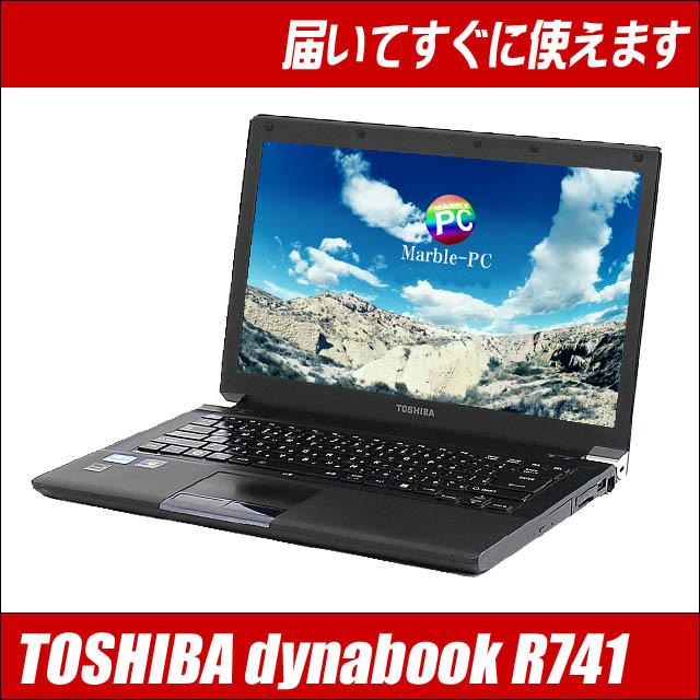 TOSHIBA dynabook R741