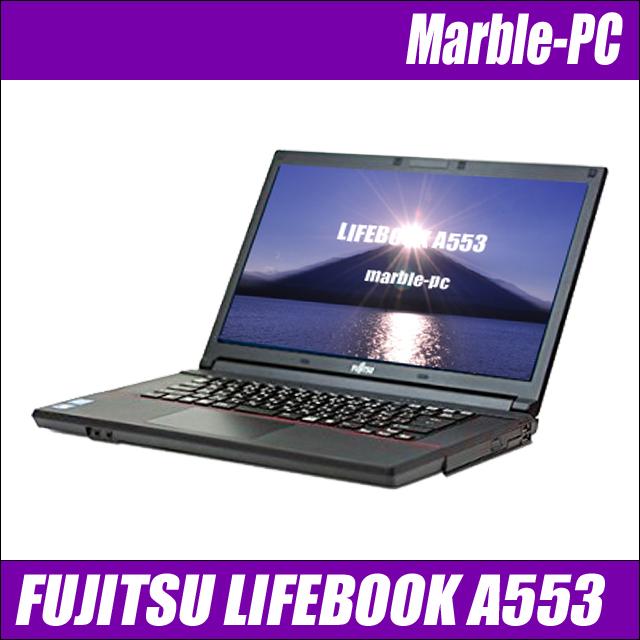 FUJITSU LIFEBOOK A553/H