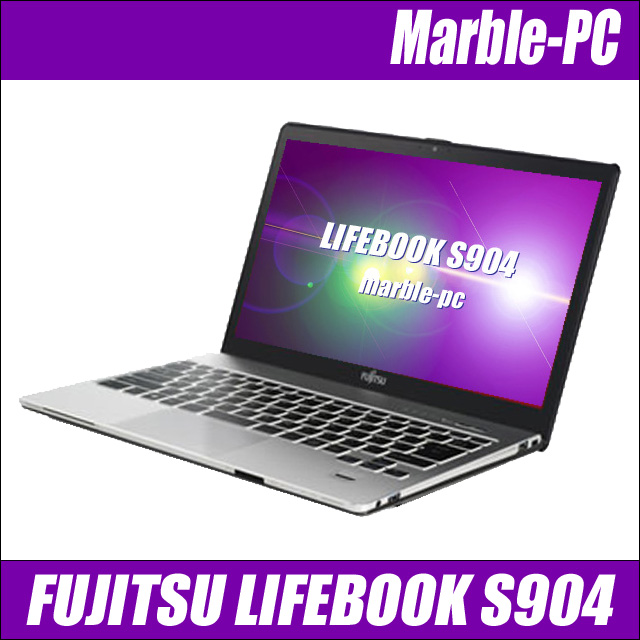 FUJITSU LIFEBOOK S904/J