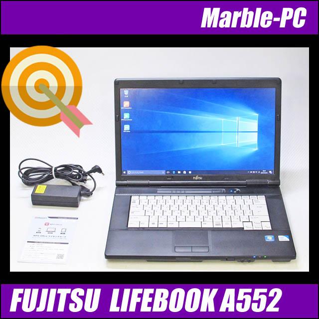 FUJITSU LIFEBOOK A552/F