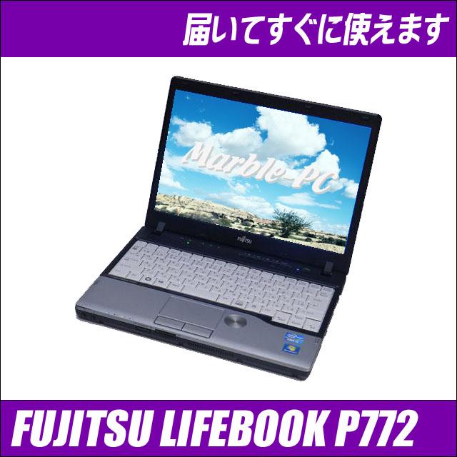 FUJITSU LIFEBOOK P772