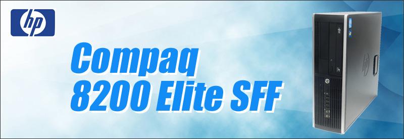中古パソコン☆HP Compaq 8200 Elite SFF デスクトップパソコン/OS:Windows10/CPU:コアi5(3.1GHz)/メモリ:8GB/HDD:250GB/DVDスーパーマルチ/WPS Office付き/