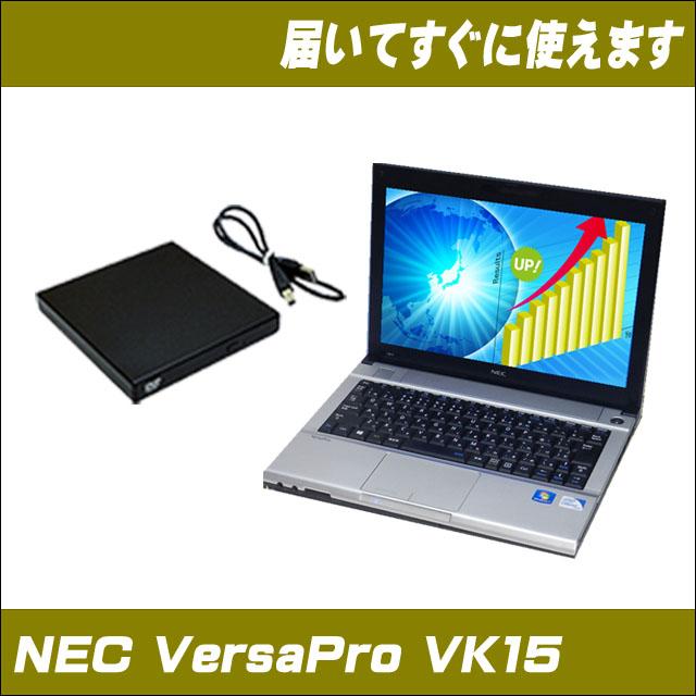 NEC VersaPro VK15EB-F
