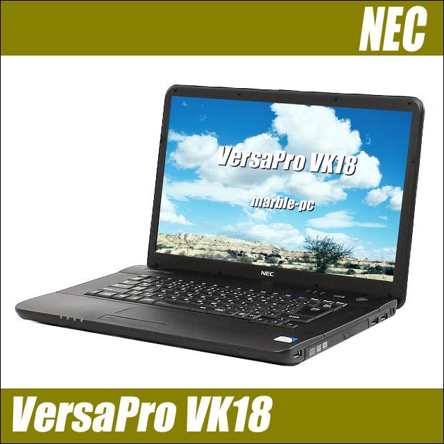 NEC VersaPro VK18E/A-F