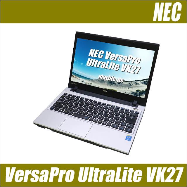 NEC VersaPro UltraLite タイプVB VK27M/B-G