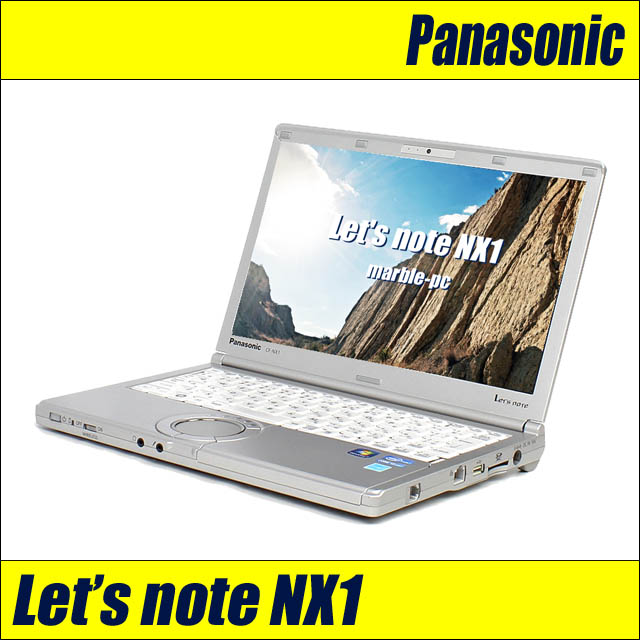 Panasonic Let's note NX1 CF-NX1GDHYS