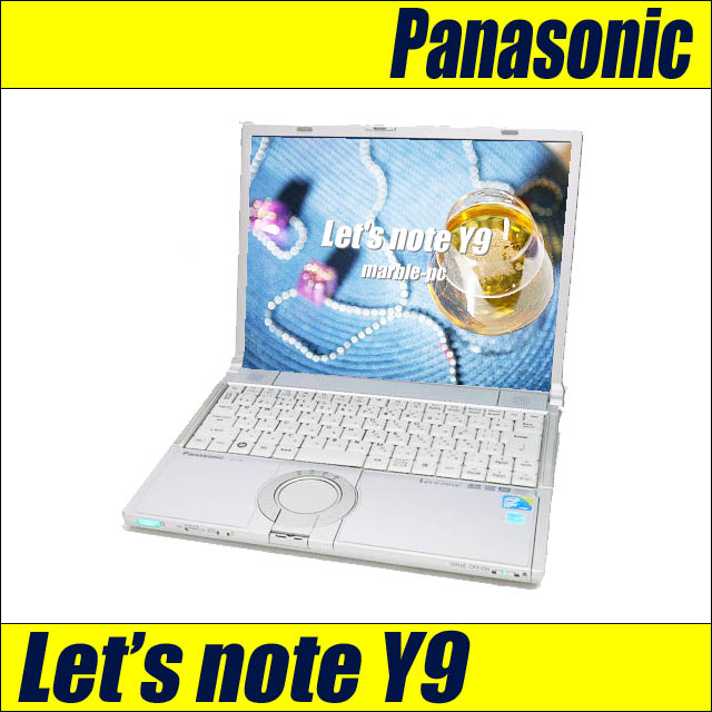 Panasonic Let's note Y9 CF-Y9JWAADS